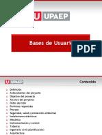 Bases de Usuario