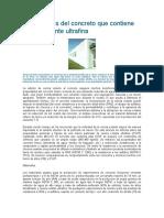 Articulos Cemento Puzolanico