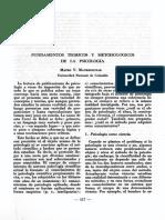 Fundamentos Teoricos Y Metodologicos De La Psicologia.pdf