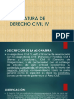 Presentación Civil IV