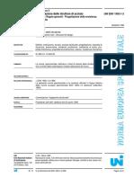 Eurocodice 3 - Parte 1.2 (UNI ENV 1993-1-2) Progettazione Delle Strutture in Acciaio - Regole Generali Progettazione Della Resistenza All'Incendio