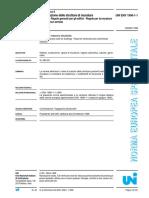 Eurocodice 6 - UNI ENV 1996-1-1 Progettazione Delle Strutture Di Muratura - Regole Per La Muratura Armata e Non Armata