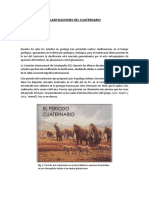 Informe 2-Clasificaciones Del Cuaternario