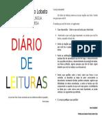 Diario de Leitura
