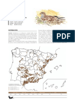 Ficha MARM del Águila-Azor perdicera