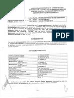 Acta de Recepcion Hosp CD Mex