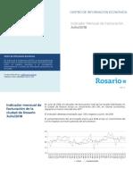 Informe Economico- Julio 2018
