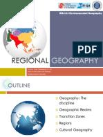 07 Regional Geography