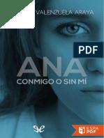 Ana_ Conmigo o Sin Mi - Andrea Valenzuela Araya