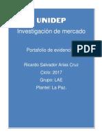 Investigacion de Mercado Porta