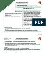 Planificacion Matematicas II Periodo 1 Ae 2