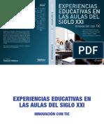 Libro Experiencias Educativas en Las Aulas Del Siglo XXI
