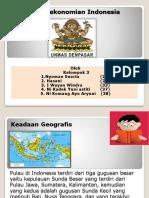 Peta Perekonomian Indonesia