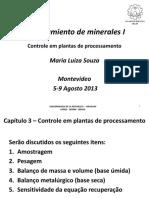 Controle de Operações Em Trat. de Minerios
