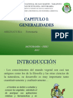 1° Capítulo. Generalidades
