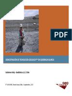 06.09.10 - Presentation 4 - Guillermo Kelly - Demostración de Tecnología Geoleach en Quebrada Blanca