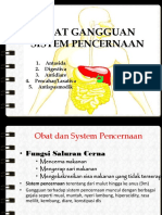 obat gangguan sistem pencernaan