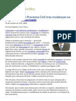 ConJur - Novo CPC Traz Mudanças No Julgamento Antecipado.pdf (Cruz e Tucci)