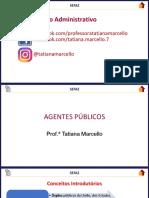 Sefaz Agentes Publicos Tatiana Marcello