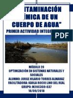 TorresAlmaraz JorgeHilario M20S1 Contaminacionquimicadelagua