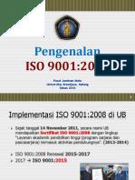 pengenalan ISO 9001:2008