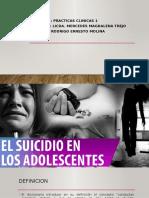 Suicidio Tema 3
