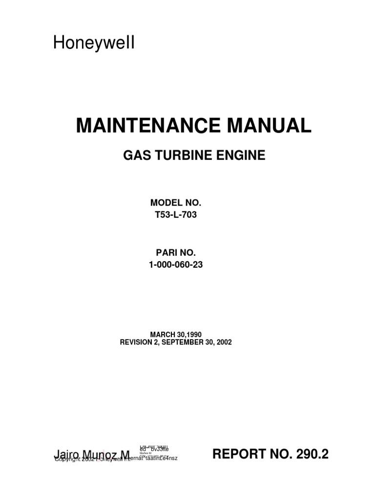 T53-L-703 MM | Honeywell | Engines