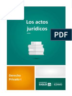 Derecho Privado I Modulo 4