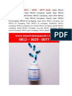 PROLQ Lumajang 0812 – 3029 – 0077 (tsel), Agen PROLQ Lumajang