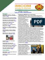 IMCOM World News Oct. 8, 2010