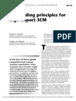 Copia de 7. 10 Principios Para Un High Impact SCM