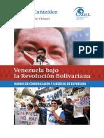 Venezuela Bajo La Revolucion Bolivariana