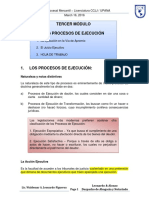 Tercer Modulo Dpm - Licenciatura