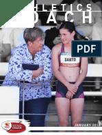 Athletics Coach Magazine January 2018