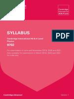 Physics-329533-2019-2021-syllabus