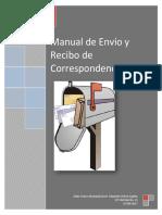 Manual de Envío y Recibo de Correspondencia