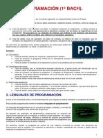 Tema Intro a La Programacic3b3n Robomind Ticom 1c2ba Bach
