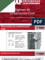 Régimen de Construcción Civil