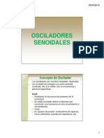 OSCILADOR SENOIDAL