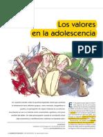 3- Valores Adolescencia Javier Elzo