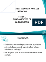 Sise Fundamentos de Economia Clase 1 y 2