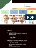 Prehistoria Antecedentes y Arquitectura