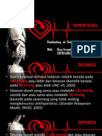 Hipertensi - Desy Irawati Edited