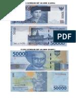 Uang Lembar Rp 50000