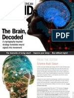March 2018 Scientific American Mind