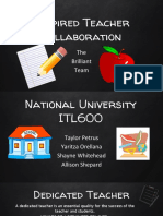 itl600 week 3 collaborative group assignment