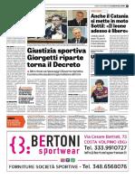 La Gazzetta Dello Sport 29-09-2018 - Il Caso