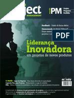 PM Liderança inovadora - SISTEMAS