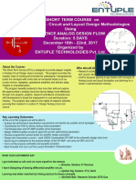 Entuple Analog IC