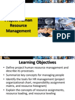 Project Human Resource Management.pdf